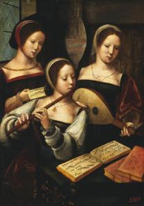 Concerto di dame