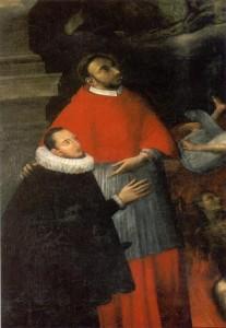 Carlo Gesualdo with Carlo Borromeo