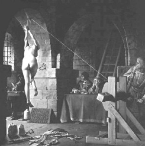Inquisition torture
