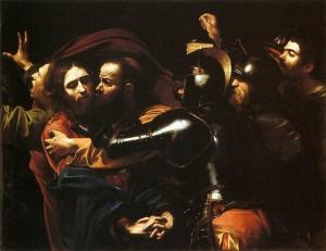 Caravaggio -Taking of Christ - Dublin