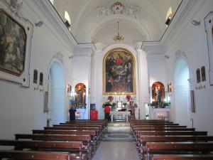 Santa Maria delle Grazie, in Gesualdo. Photo credit: Alex Ross
