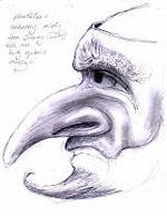 Mask design for James Parsons