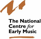 National Centre for Early Music logo
